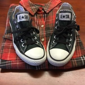 Black Converse Chuck Taylors